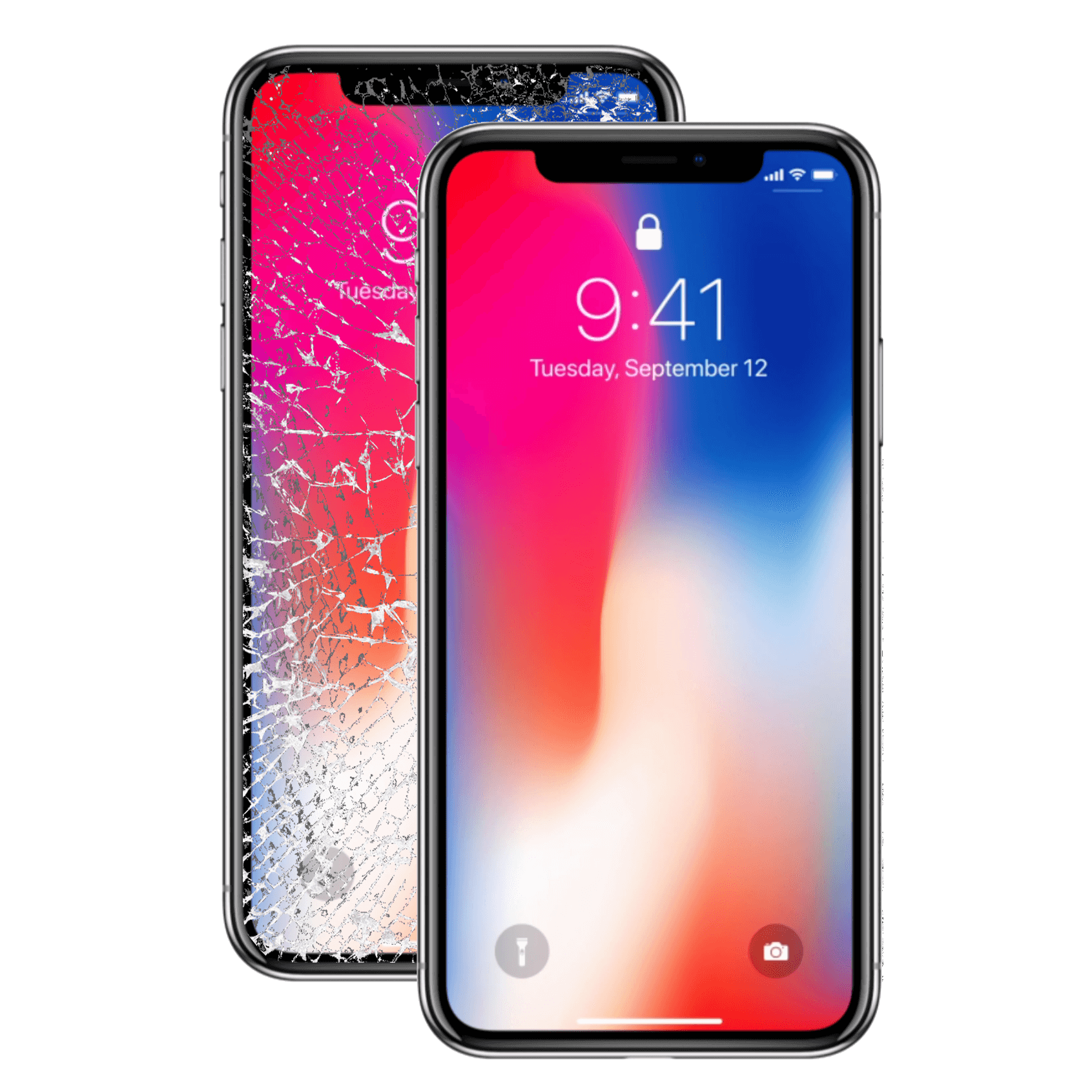 apple iphone x remontas